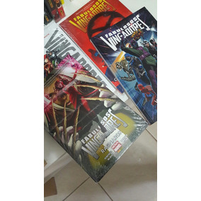 Fabulosos Vingadores Fase Rick Remender Em 4 Volumes