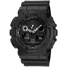 Reloj Casio G-shock Caballero-ga-100-1a1cr