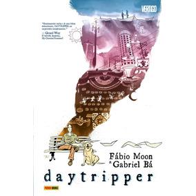 Hq - Daytripper - Em Português Capa Dura