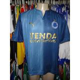 Cruzeiro Puma Tenda Nº 17 (dourado) Diego De Jogo 87227fca4e43a