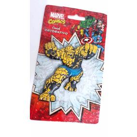 Imã Marvel - O Coisa (quarteto Fantástico)