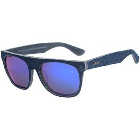 Evoke Haze X Denim - Óculos De Sol D01 Azul Fosco  Azul Espe c51c0023b4