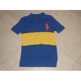 Playera Polo Ralph Lauren 8 Años