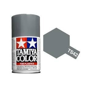 Tamiya Pintura Laca Ts-42 Laca Light Gun Metal Lata 100ml. 5cc7ad34db20