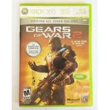 Videojuego Xbox 360 Gears Of War 2 Original Fisico Usado