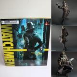 Play Arts Kai - Rorschach - Watchmen - 100% Original Nuevo!!