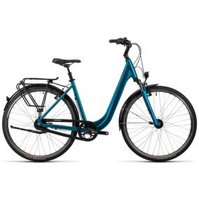 Bicicleta Dama Paseo Cube Town - Shimano Nexus 8v - Aluminio