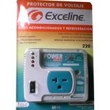 Protector Voltaje Aire Acondicionado Y Refrigeracion 220v