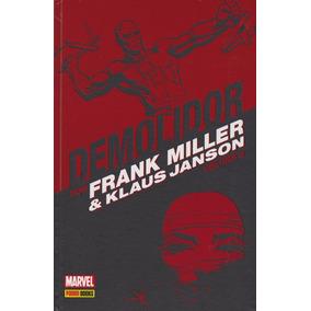 Hq - Demolidor Por Frank Miller & Klaus Janson - Volume 3
