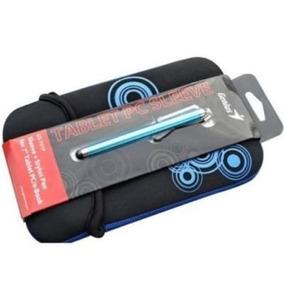 Funda Gs-701 7 + Touch Pen Blue Genius