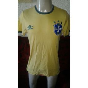 Camiseta Do Brasil Retro Umbro