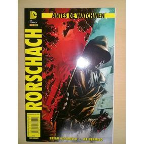 2 Quadrinhos - Antes De Watchmen - N 3 E N 4 - Usadas