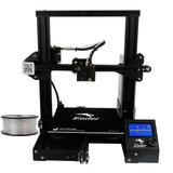 Impresora Creality 3d - Ender-3 Con Rollo De Filamento Pla