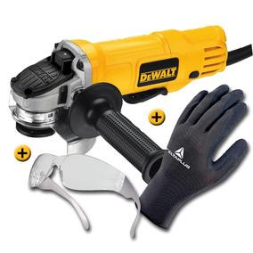 Amoladora Angular 115mm 900w Dewalt Dwe4120 Trabaja Seguro