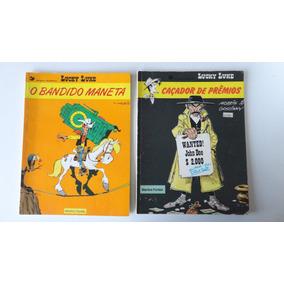 Lucky Luke Vários Títulos Ed. Martins Fontes