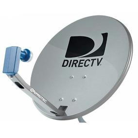 Antena Para Decodificador Directv Dual Hd Con Lnb 2.0 Nuevas