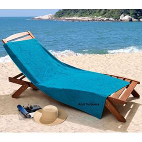 Kit C/ 2 Toalhas De Praia New Summer (atacado)