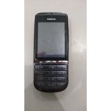 Celular Nokia Asha 300 Para Retirar Peças Os 6065