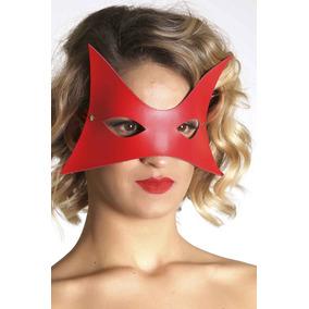 Máscara Encanto Vermelha