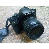 Cámara Fotográfica Canon Rebel Xti C/lente