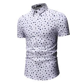 66e7d356153 Camisas Para Playa Blanca Hombre - Ropa y Accesorios en Mercado ...