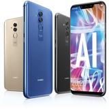 Huawei Mate 20 Lite De 64gb + Mica De Vidrio Y Estuche