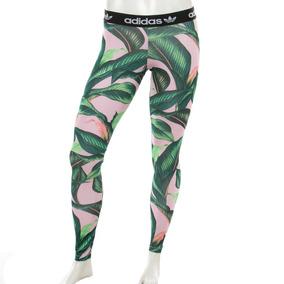 Calzas Tight Verde adidas Originals Tienda Oficial