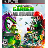 Plants Vs. Zombies Garden Warfare Ps3 Entrega Inmediata