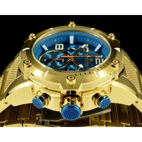 Relógio Invicta Speedway 19532 Original Dourado Suíço Z60