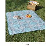 Indoor/outdoor Throw Blanket, Manta Para Picnic Repele Agua