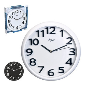 1a91265a47b Kit De Ponteiros De Relogio De Parede 30 Cm - Relógios no Mercado ...