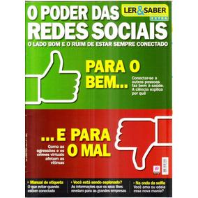 Revista O Poder Das Redes Sociais Ano 1 - Nº1 2015 Bem E Mal