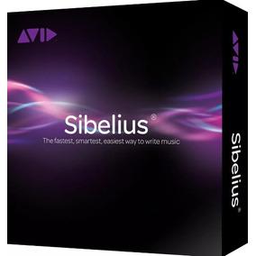 Sibelius 8 - Win E Mac (suporte + Envio Rápido)