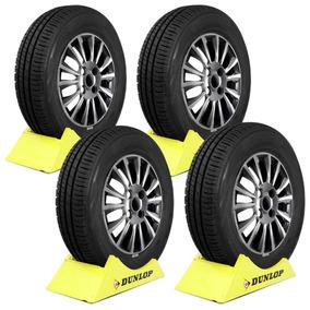 Kit 4 Pneus Aro 14 Dunlop Touring 175/65r14 82t