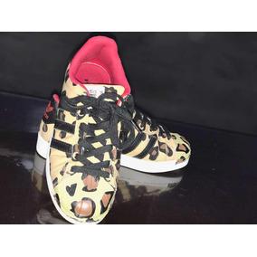 Adidas Superstar Mujer Animal Print - Ropa y Accesorios en Mercado ... 9962a2b459bec