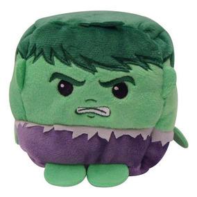Peluche Cubo Hulk Avengers Marvel
