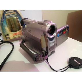 Canon Ntsc Zr20 Mini Dv Digital Video Camcorder