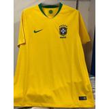 111597cdaf Camisa Da Selecao Brasileira 2018 Copa - Futebol no Mercado Livre Brasil