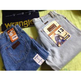 Jeans Wrangler 13mwz Original, Talla 30.