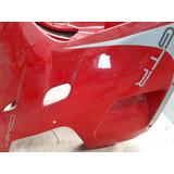 Carenagem Inferior Vermelha Kasinski Comet 650 Par Original