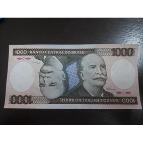 Nota 1000 Cruzeiros (barão Do Rio Branco)