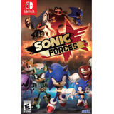 Sonic Forces. Nintendo Switch. Físico. Nuevo. Sellado
