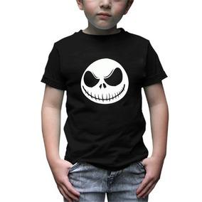 Playera Jack Skeleton, Infantil Envío Gratis