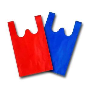 100 Bolsa Reutilizables Reciclables Tnt 60x35 Cms