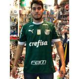 Camisas Primeira Linha Palmeiras