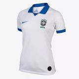 Camisa Seleção Brasileira Amarela Ou Branca Copa Third Home