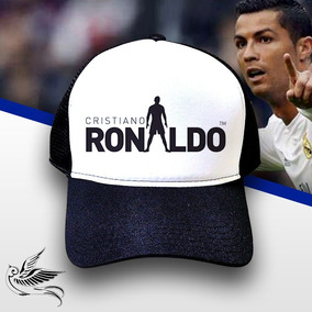 Bone Cristiano Ronaldo - Bonés para Masculino no Mercado Livre Brasil d07d670d38a