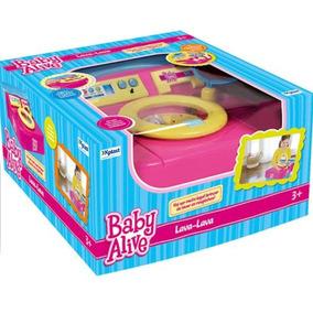 Lava Lava Máquina De Lavar Roupa Brinquedo Baby Alive