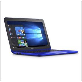 Notebook Dell Intel Celeron Tela 11.6 4gb 32g Azul
