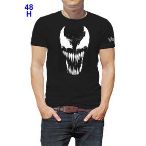 Playeras Personalizadas, Venom, Marvel, Villano